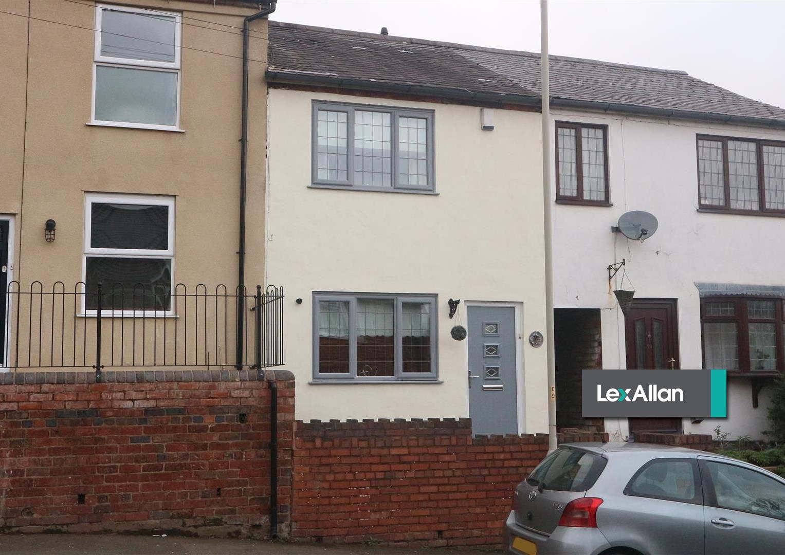 2 bed terraced for sale, DY9