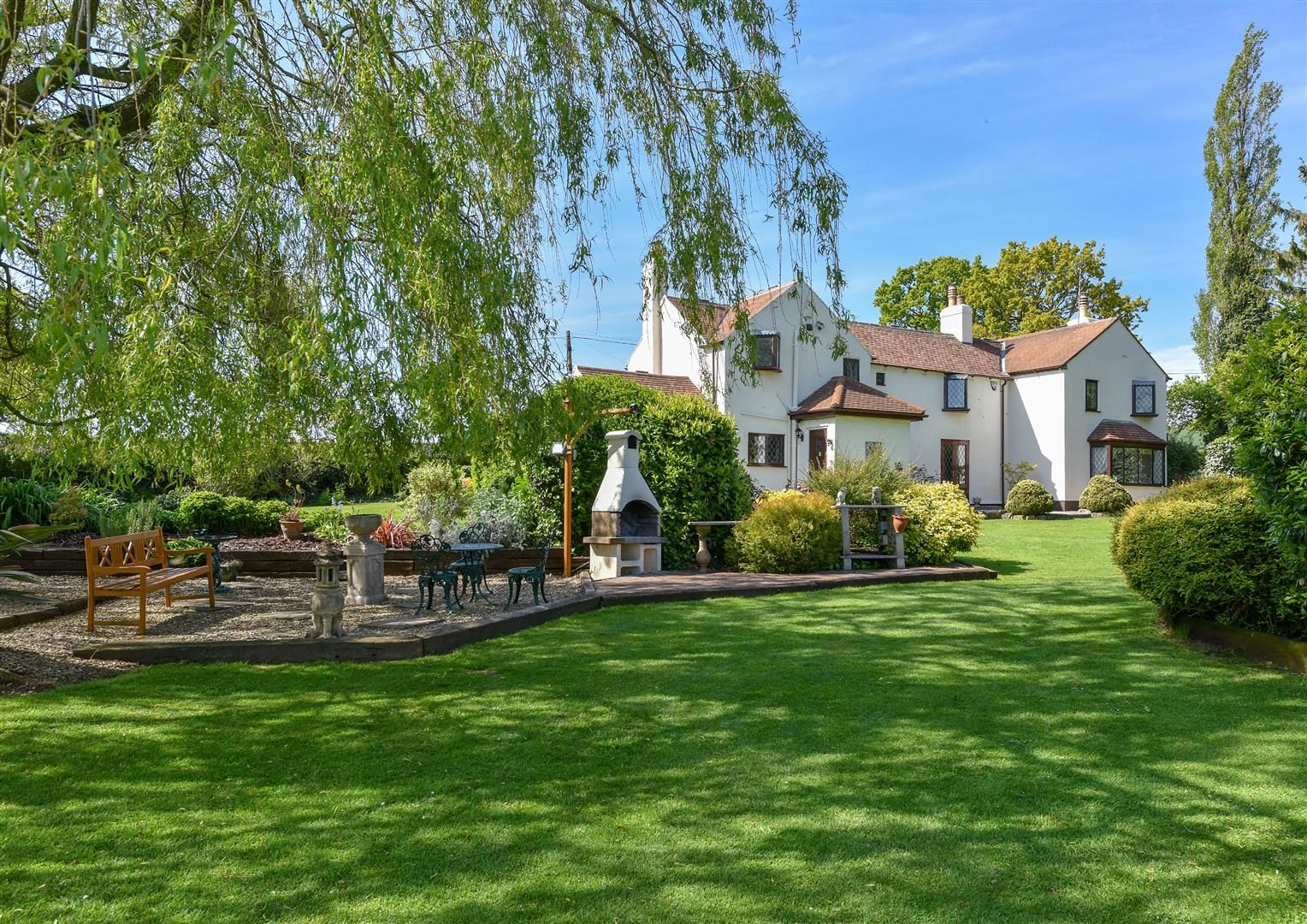 4 bed detached for sale in Romsley 23