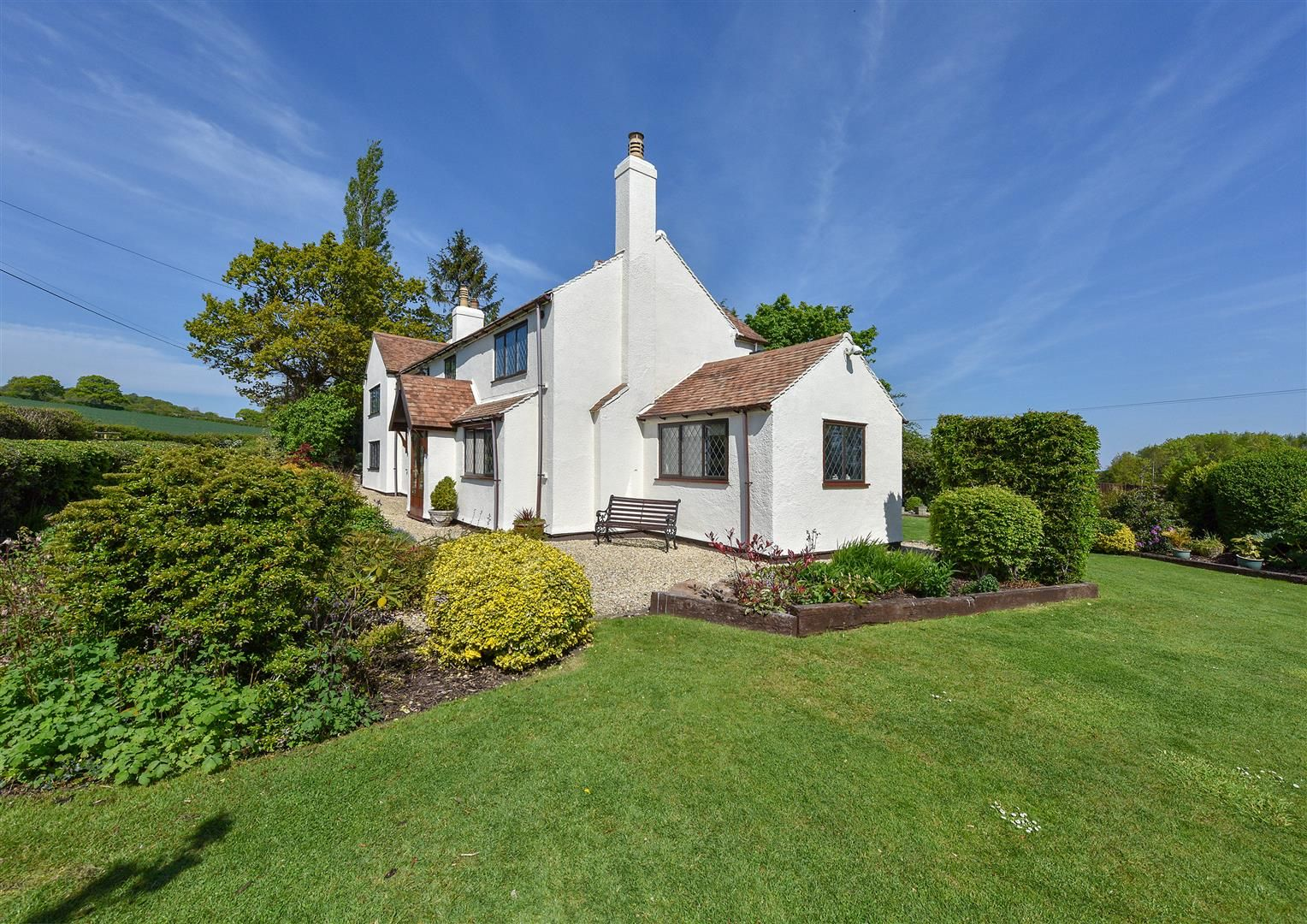 4 bed detached for sale in Romsley 24