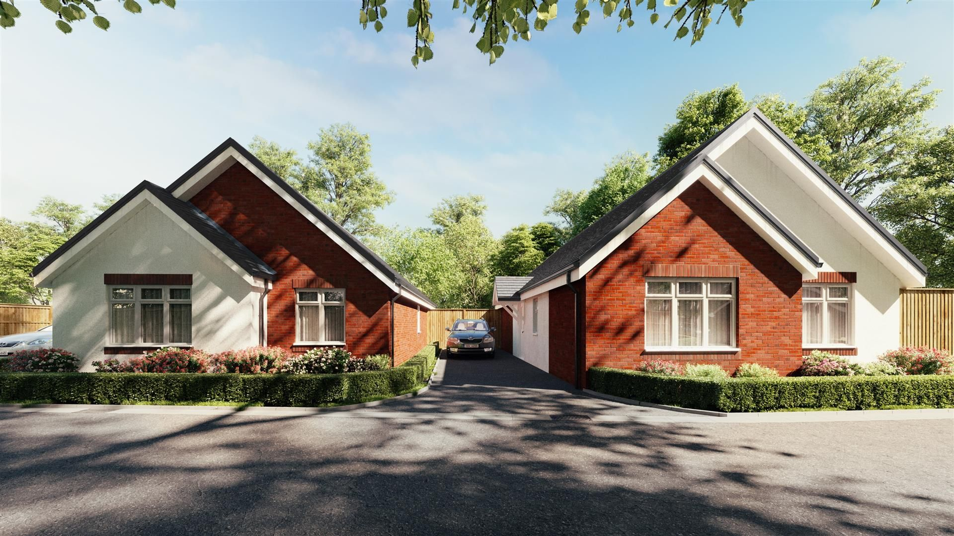 2 bed detached-bungalow for sale, B64
