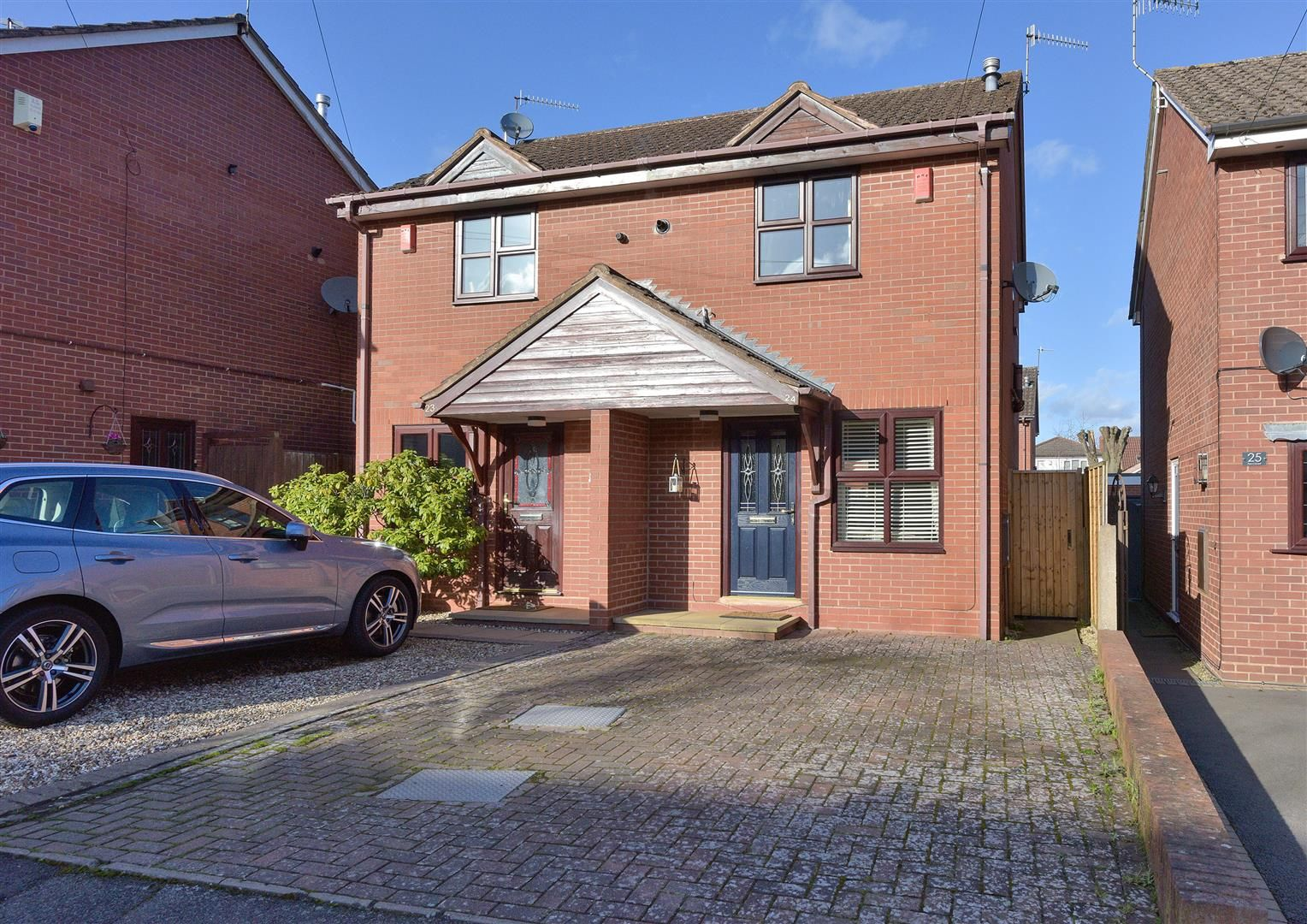 2 bed semi-detached for sale in Old Quarter, DY8