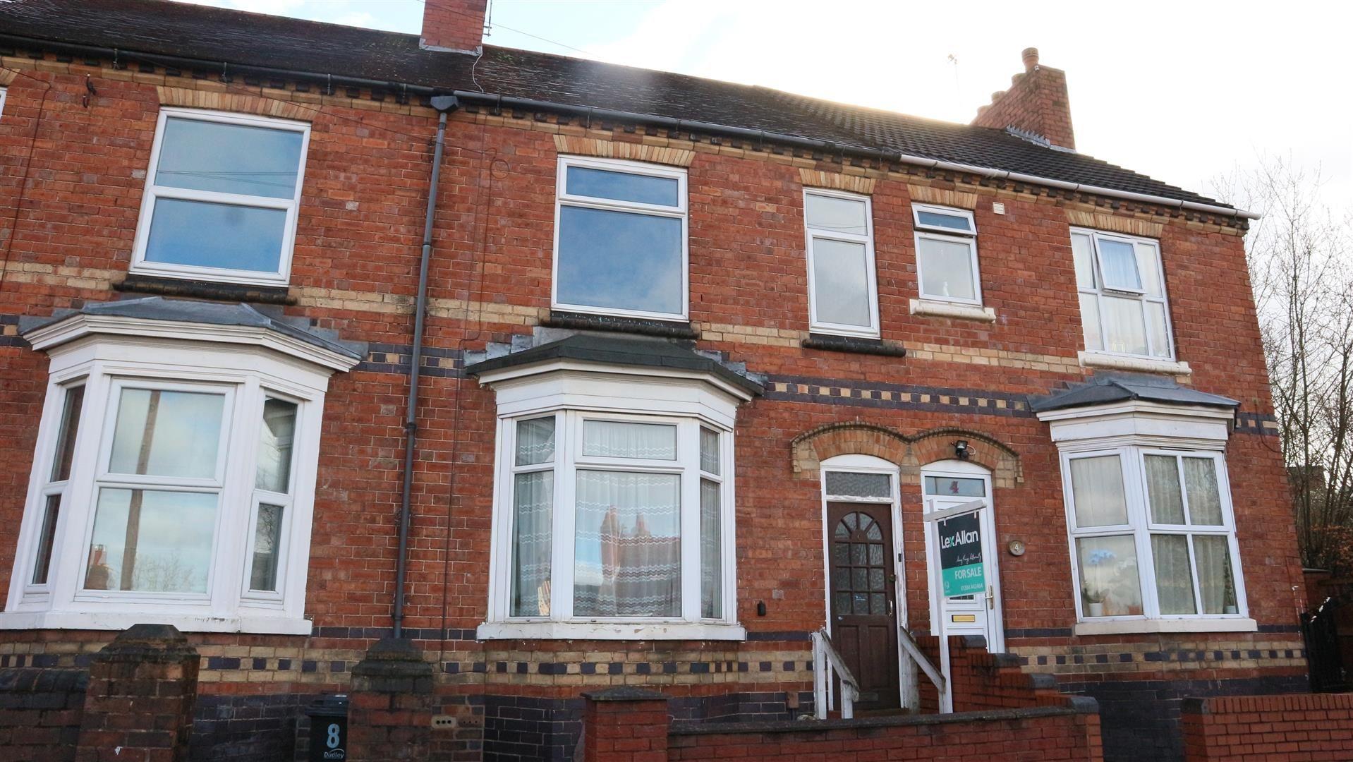 2 bed terraced for sale in Lye, DY9