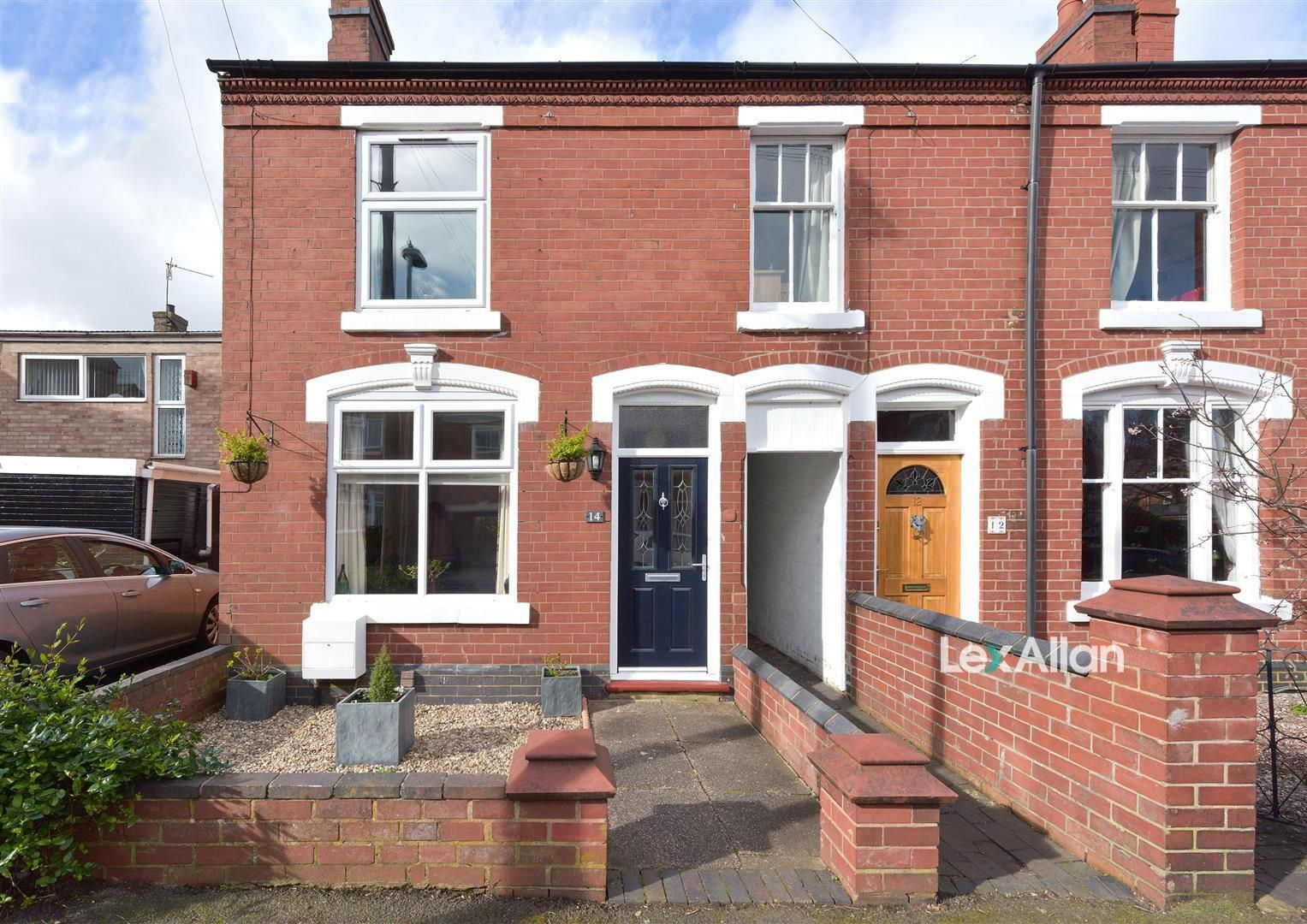 3 bed end-of-terrace for sale - Property Image 1