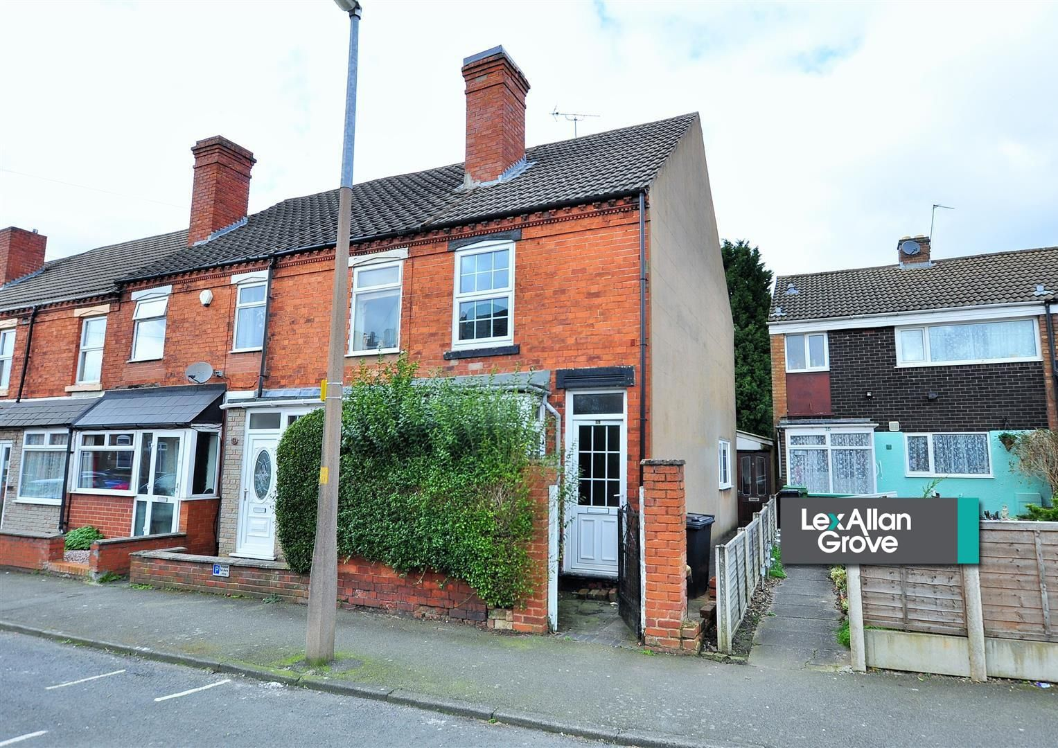 2 bed end-of-terrace for sale, B62