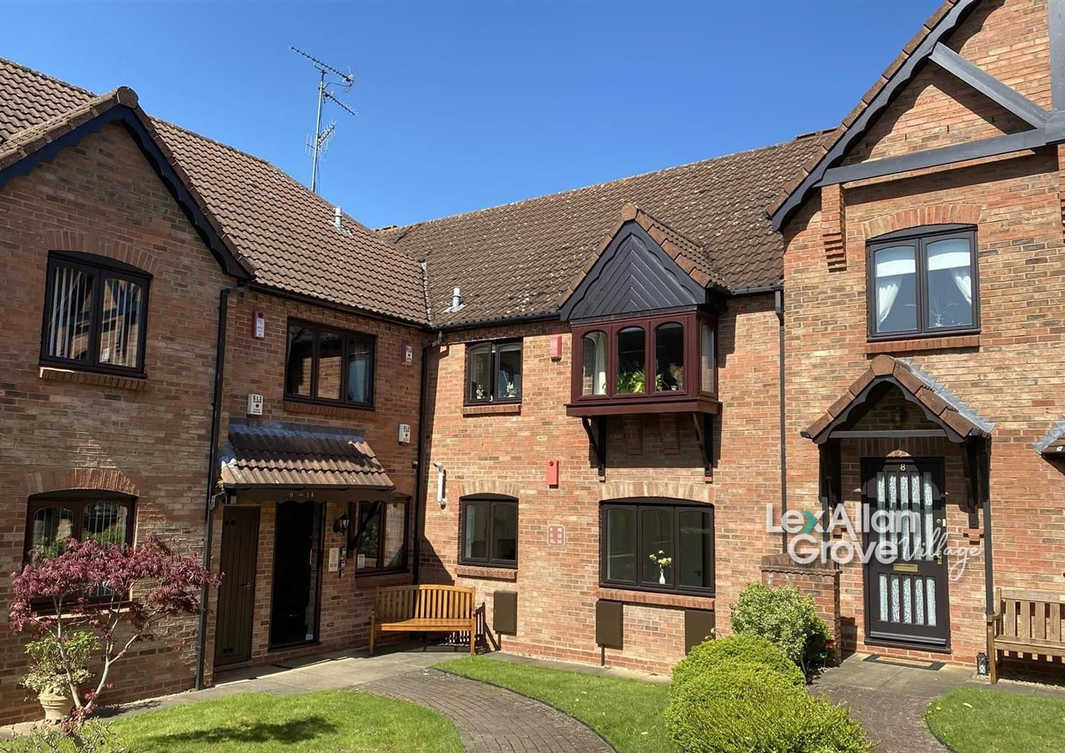 2 bed apartment for sale in Belbroughton, DY9