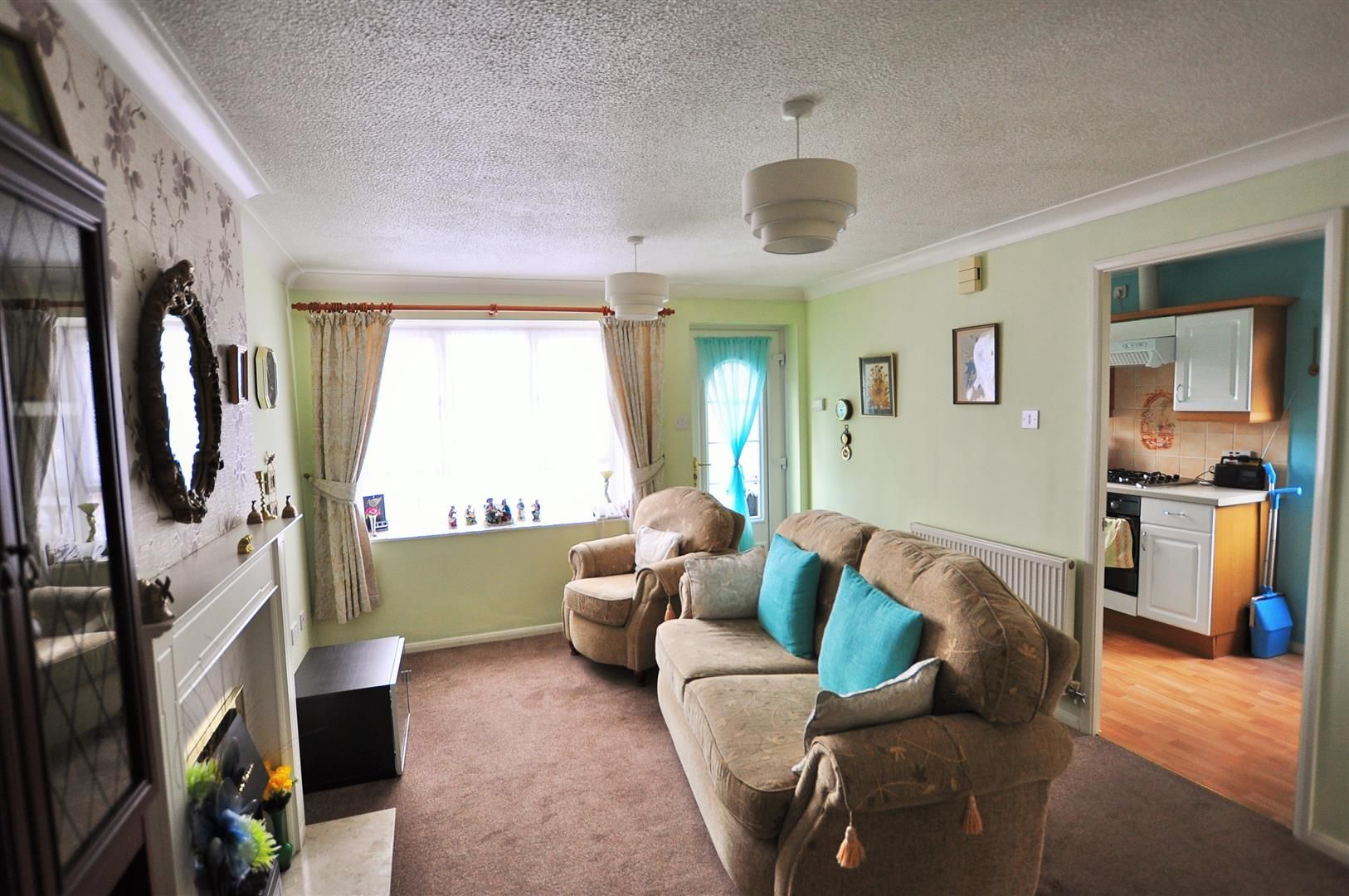 2 bed detached-bungalow for sale in Hurst Green 2