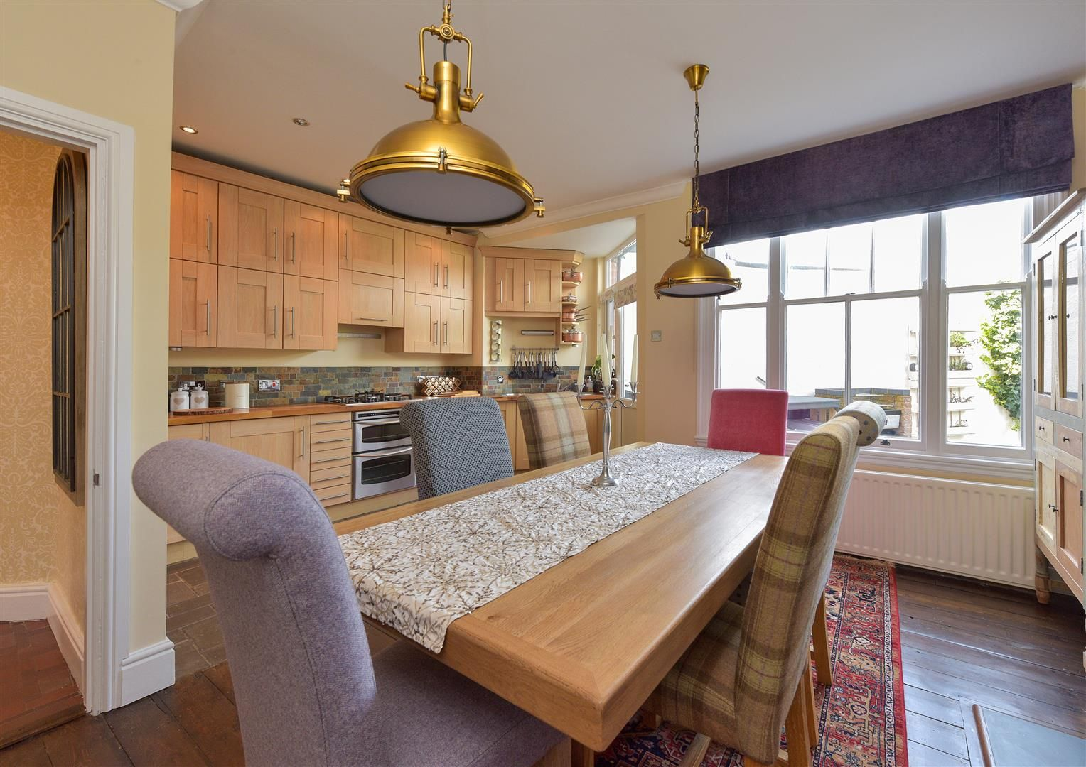 4 bed terraced for sale in Old Quarter 7