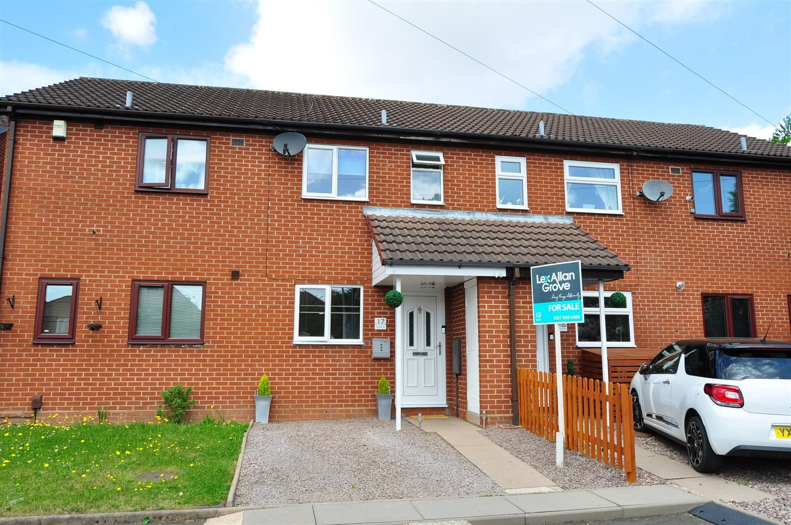 2 bed terraced for sale, B64