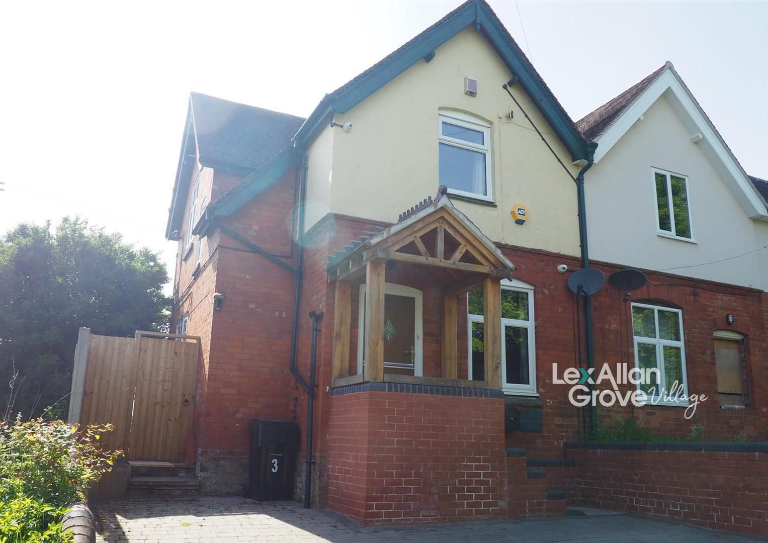 2 bed semi-detached for sale in Clent, DY9
