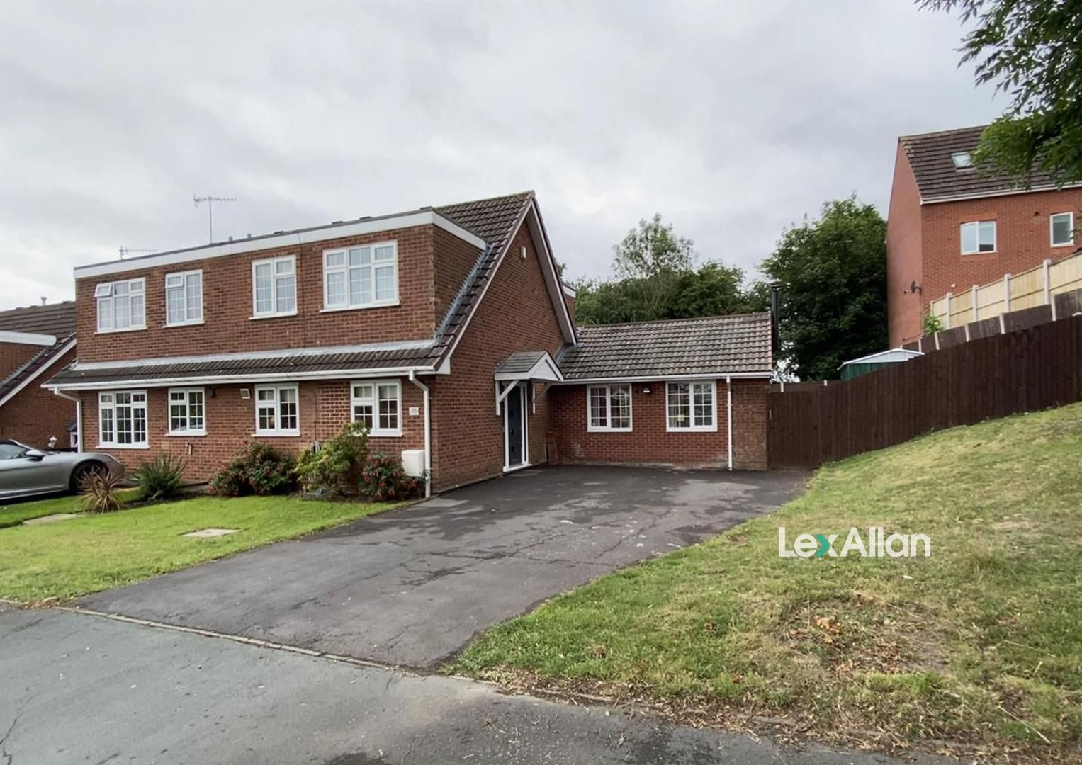 2 bed semi-detached for sale in Quarry Bank, DY5