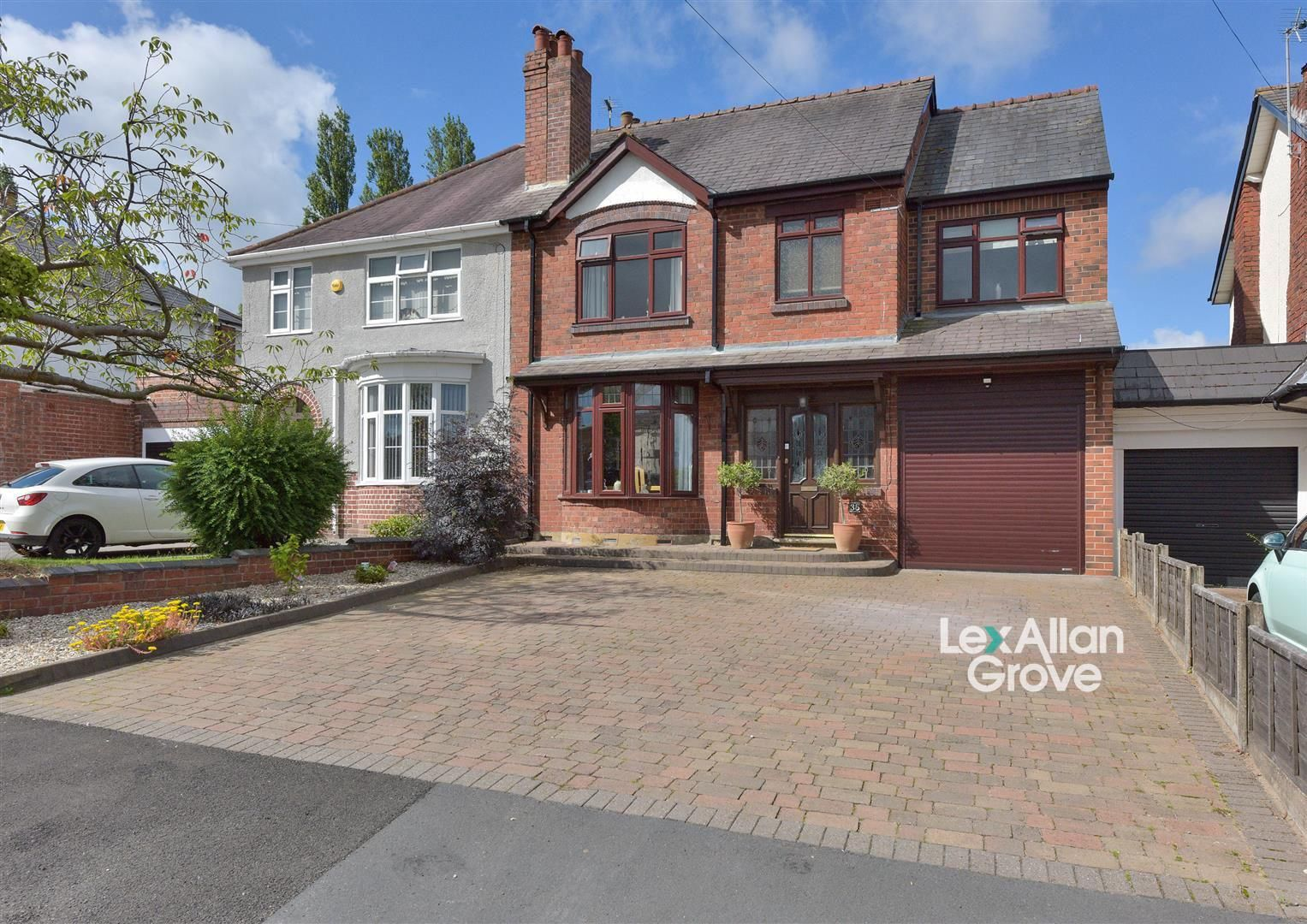 5 bed semi-detached for sale - Property Image 1