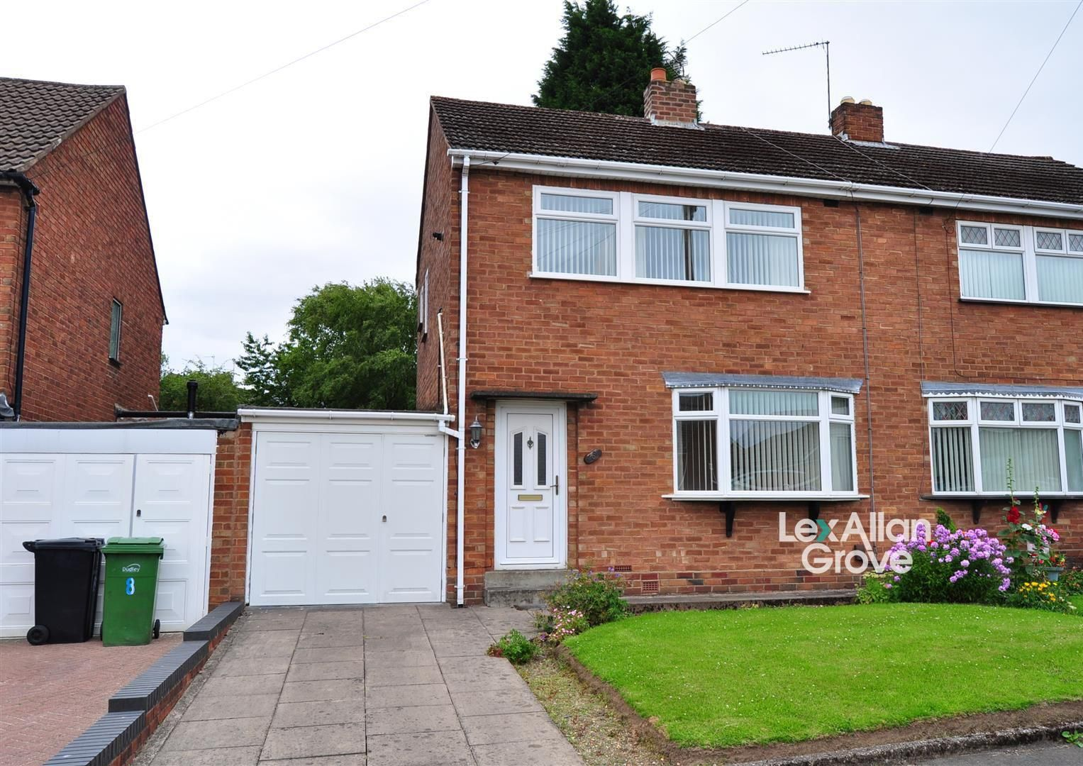 3 bed semi-detached for sale in Hurst Green, B62