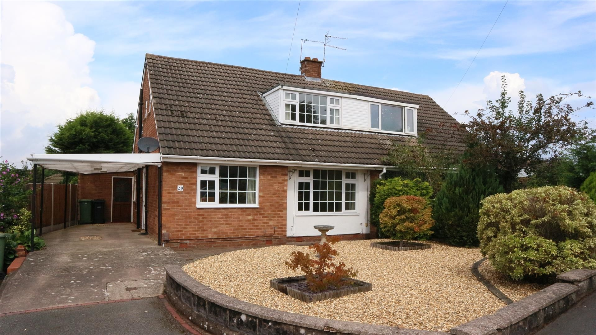 3 bed semi-detached for sale in Norton 21