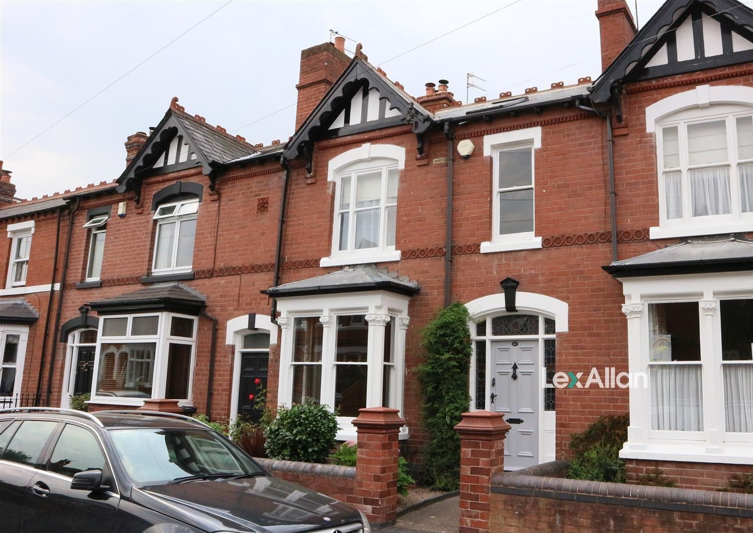 4 bed terraced for sale in Old Quarter 1