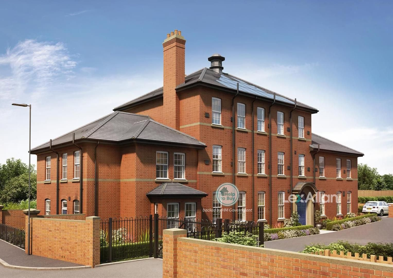 2 bed apartment for sale in New Road 1