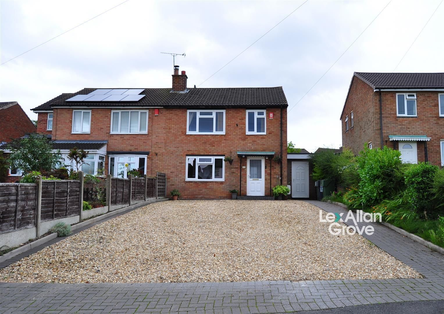 3 bed semi-detached for sale in Romsley, B62