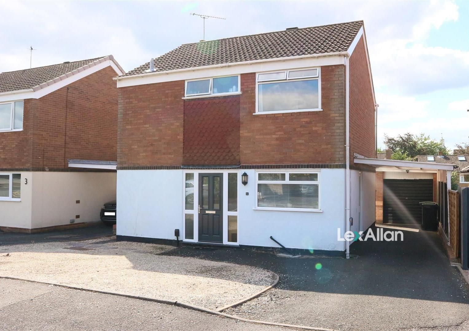 3 bed detached for sale, DY8