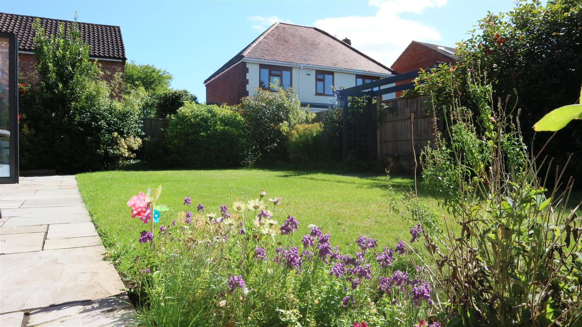 4 bed detached for sale in Norton 22