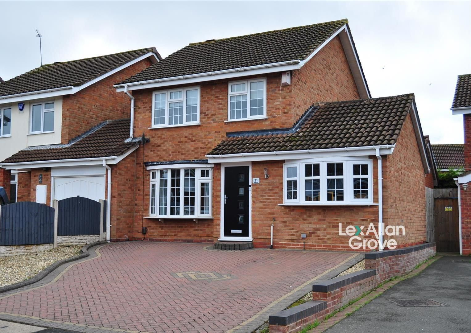 3 bed link-detached-house for sale, B63
