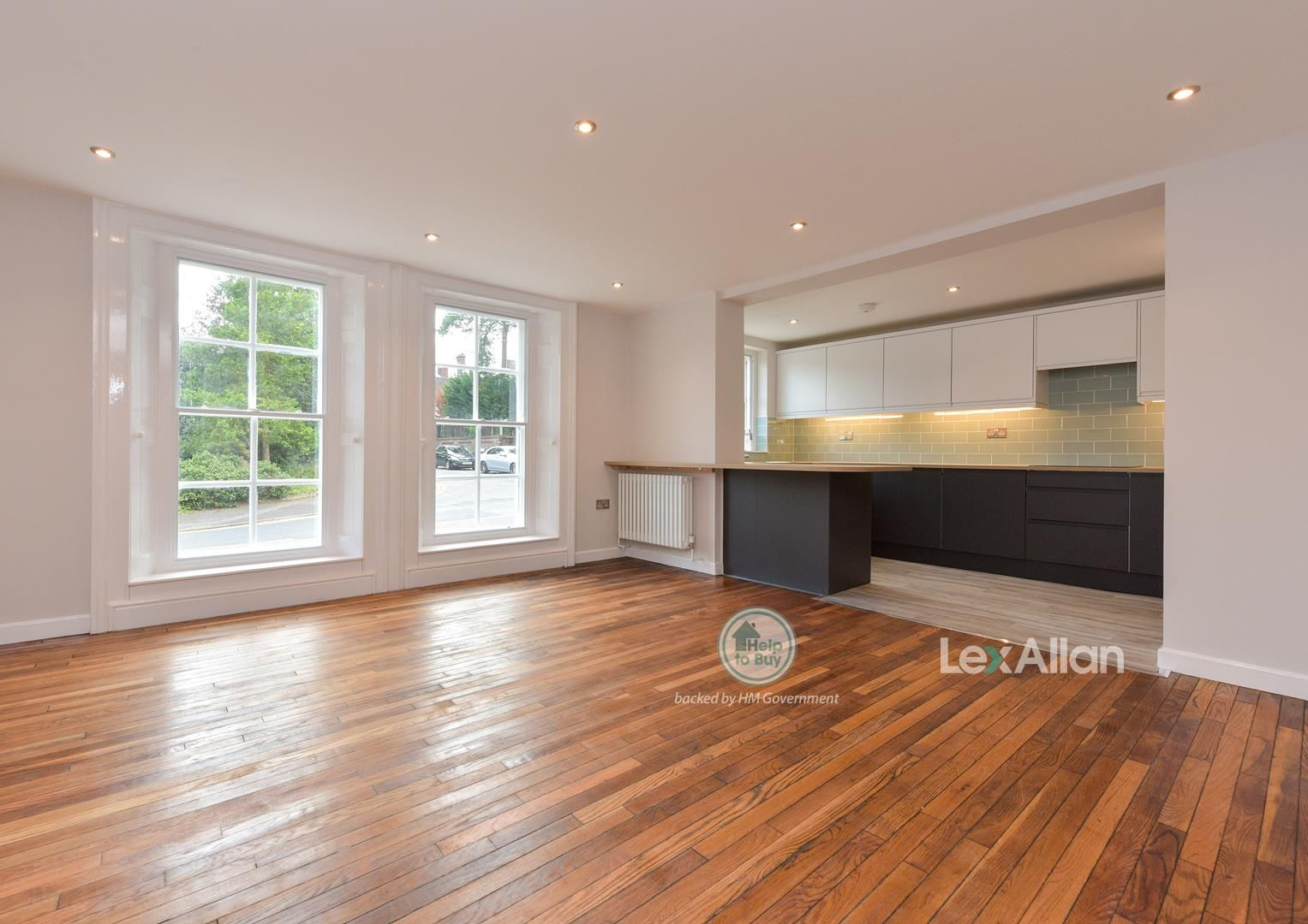 2 bed apartment for sale, DY8