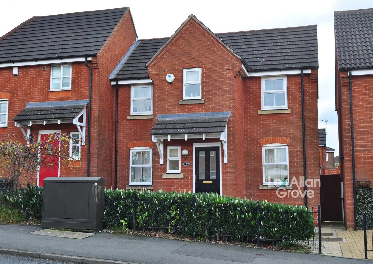 3 bed end-of-terrace for sale 1