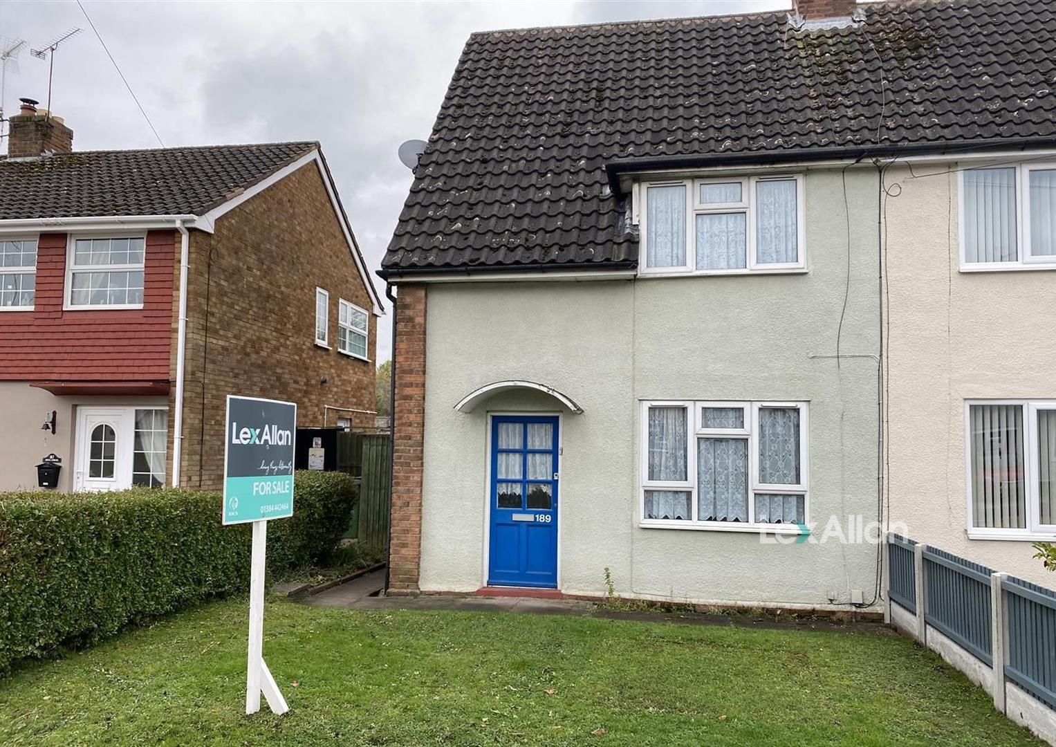 2 bed semi-detached for sale, DY1