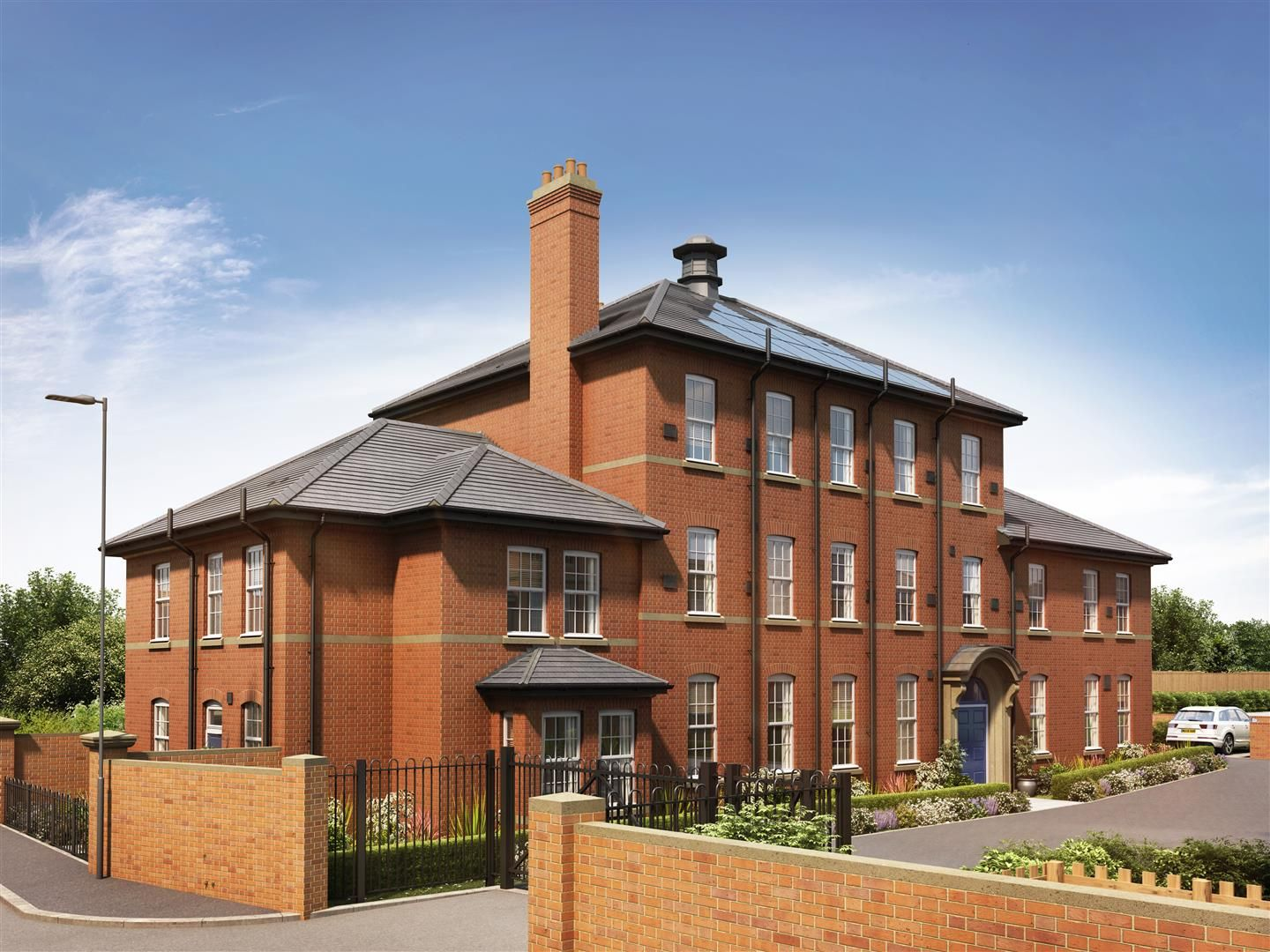 2 bed apartment for sale in New Road 5
