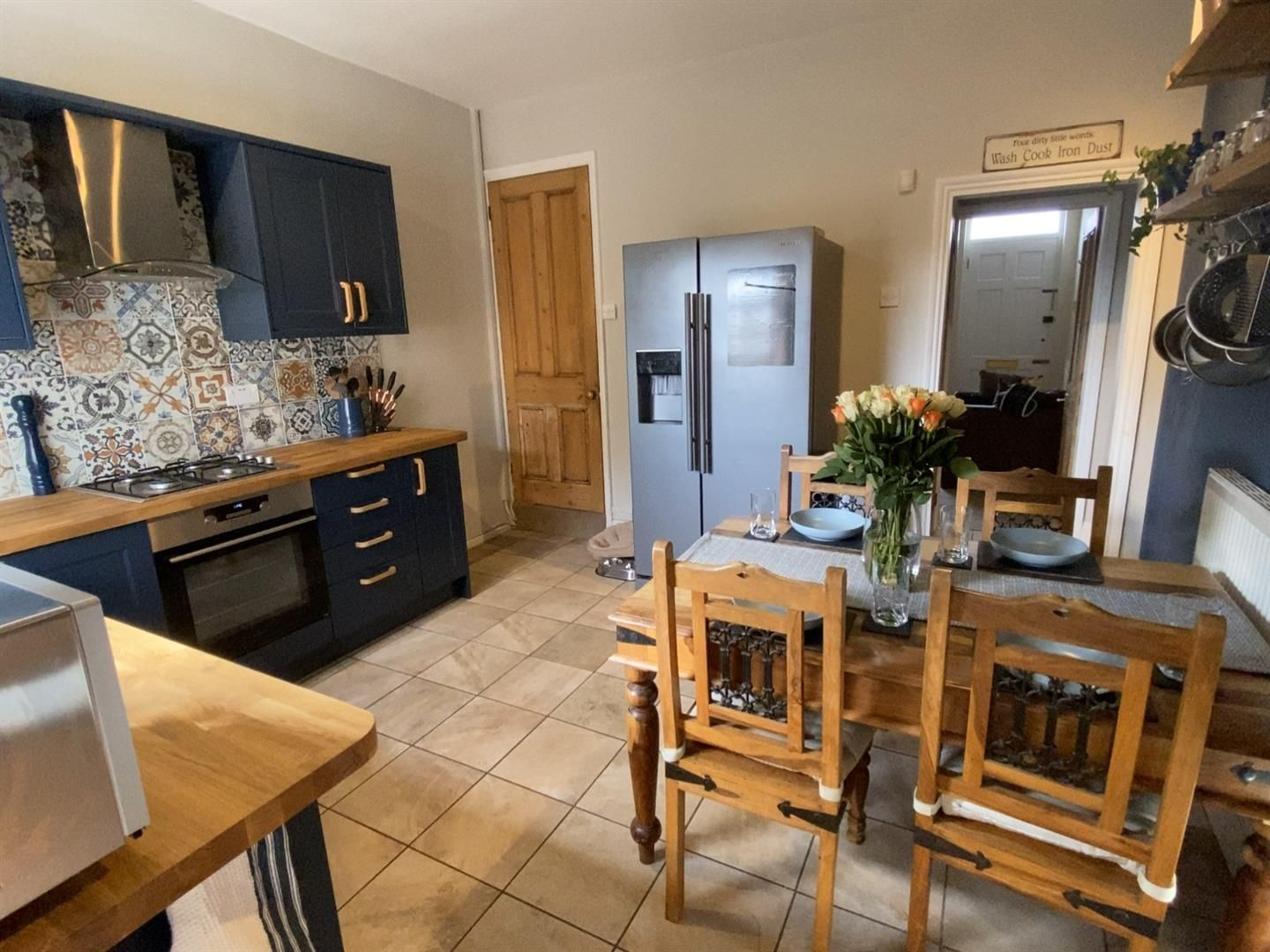 3 bed terraced for sale in Wollaston 5