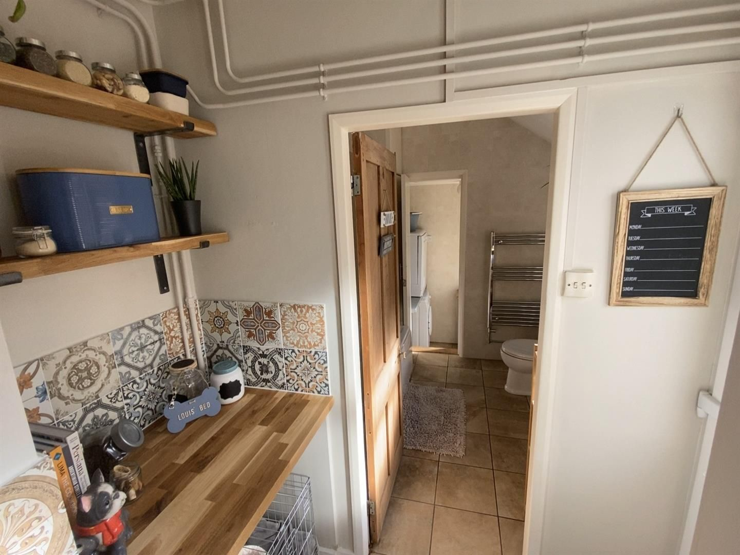 3 bed terraced for sale in Wollaston 6