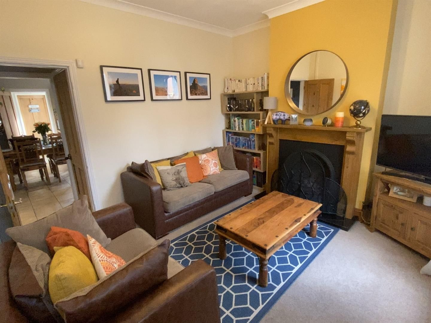 3 bed terraced for sale in Wollaston 7
