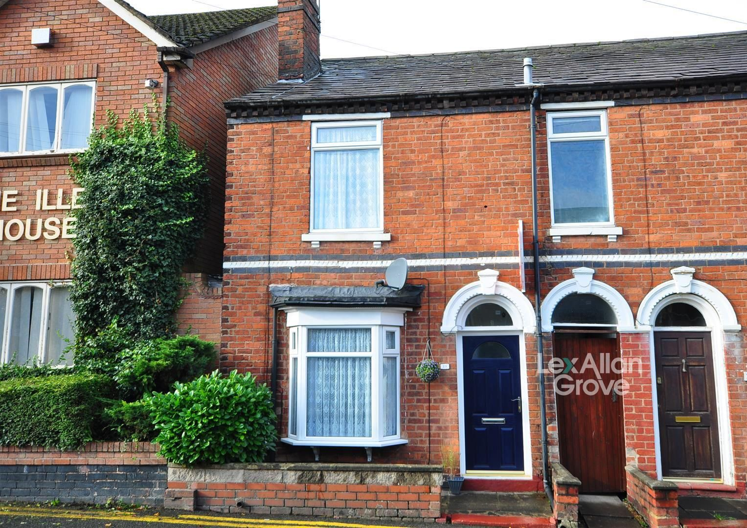 2 bed end-of-terrace for sale, B63