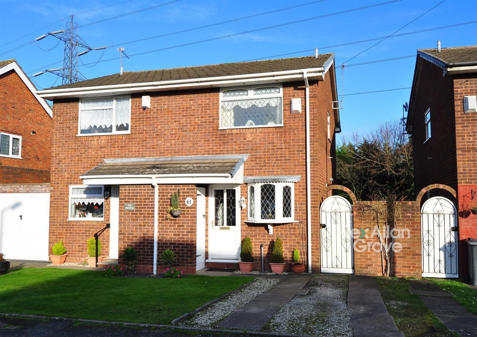 2 bed semi-detached for sale, B69