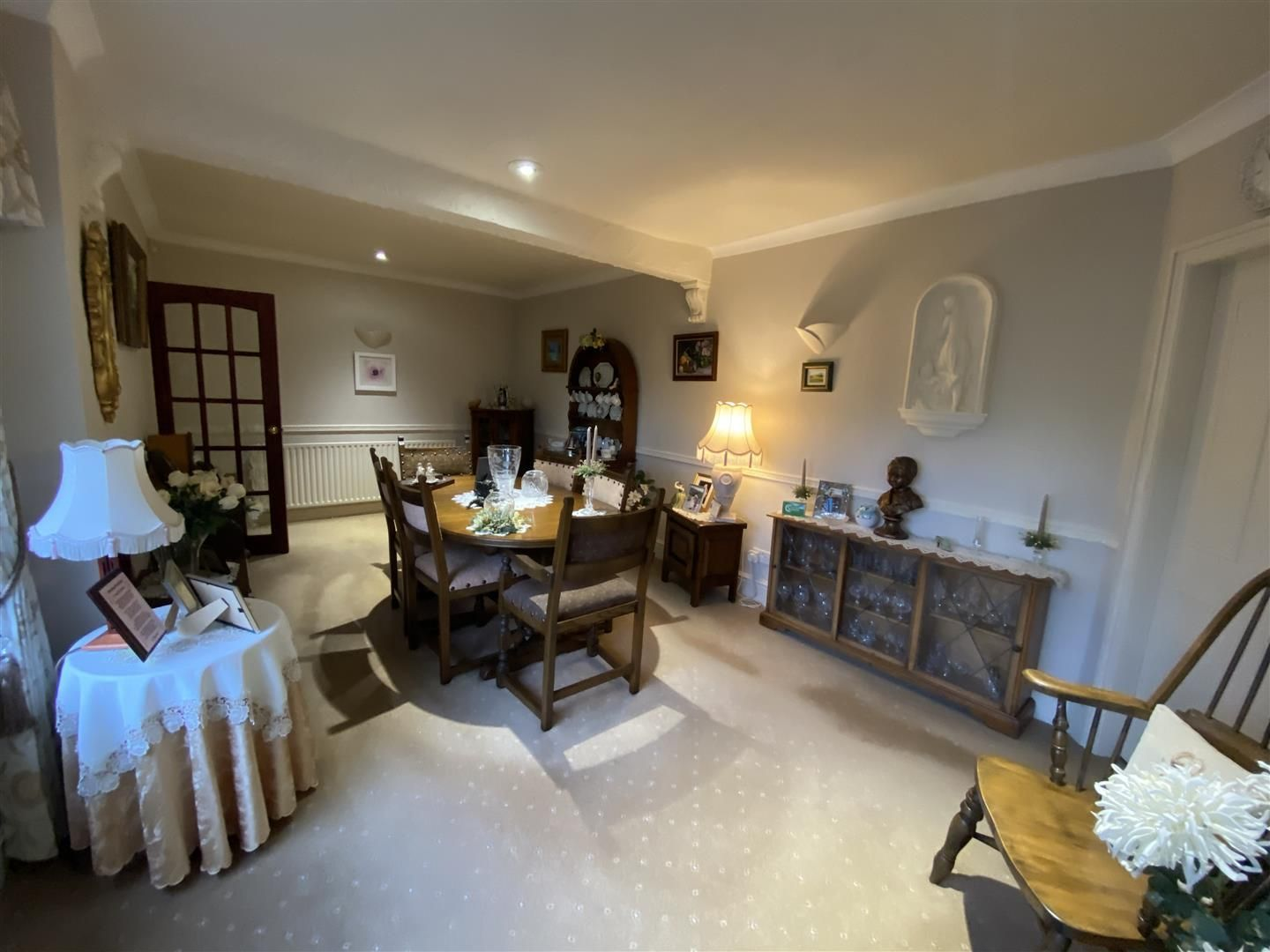 2 bed detached-bungalow for sale in Stourton 11