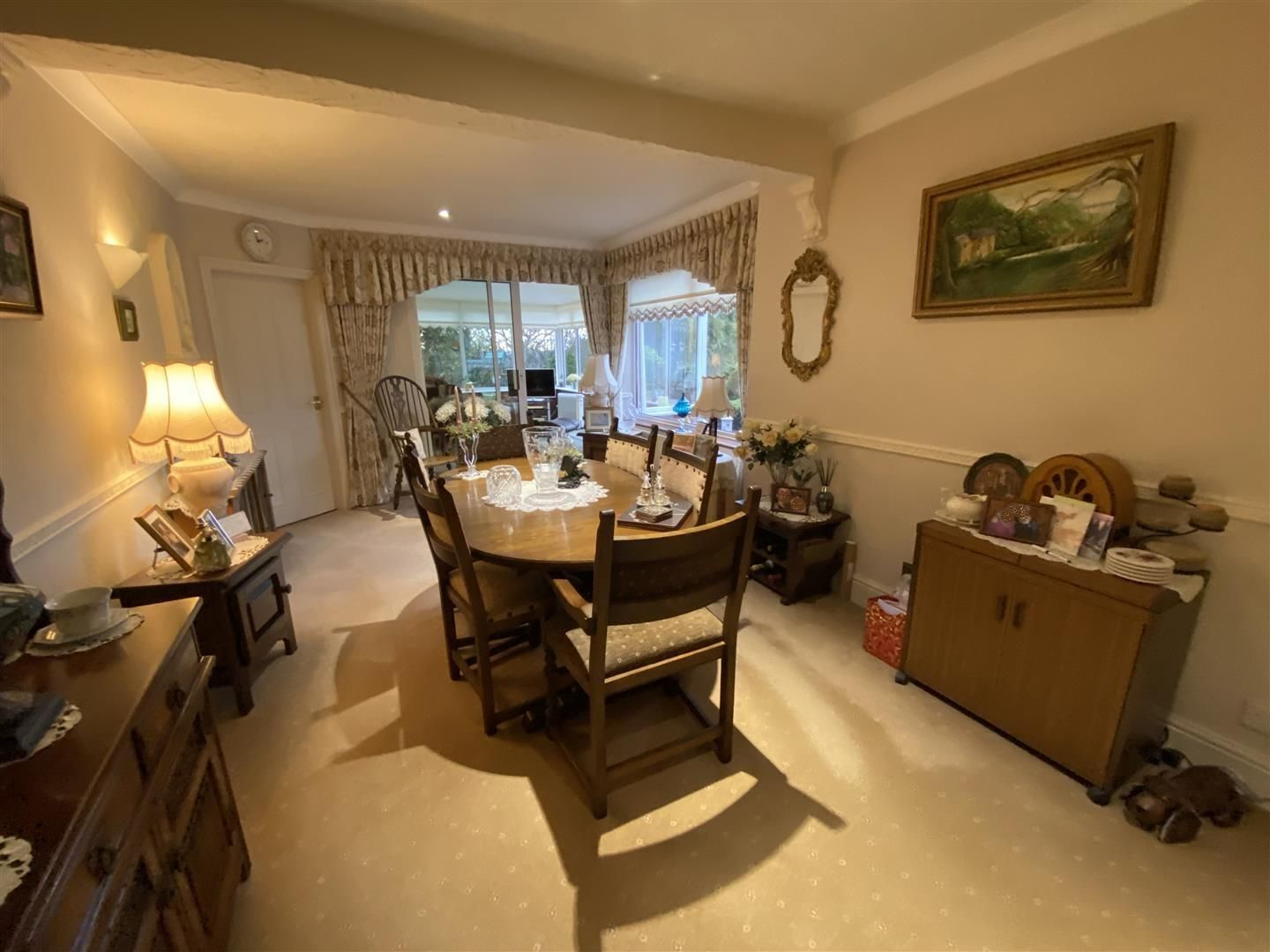 2 bed detached-bungalow for sale in Stourton 10