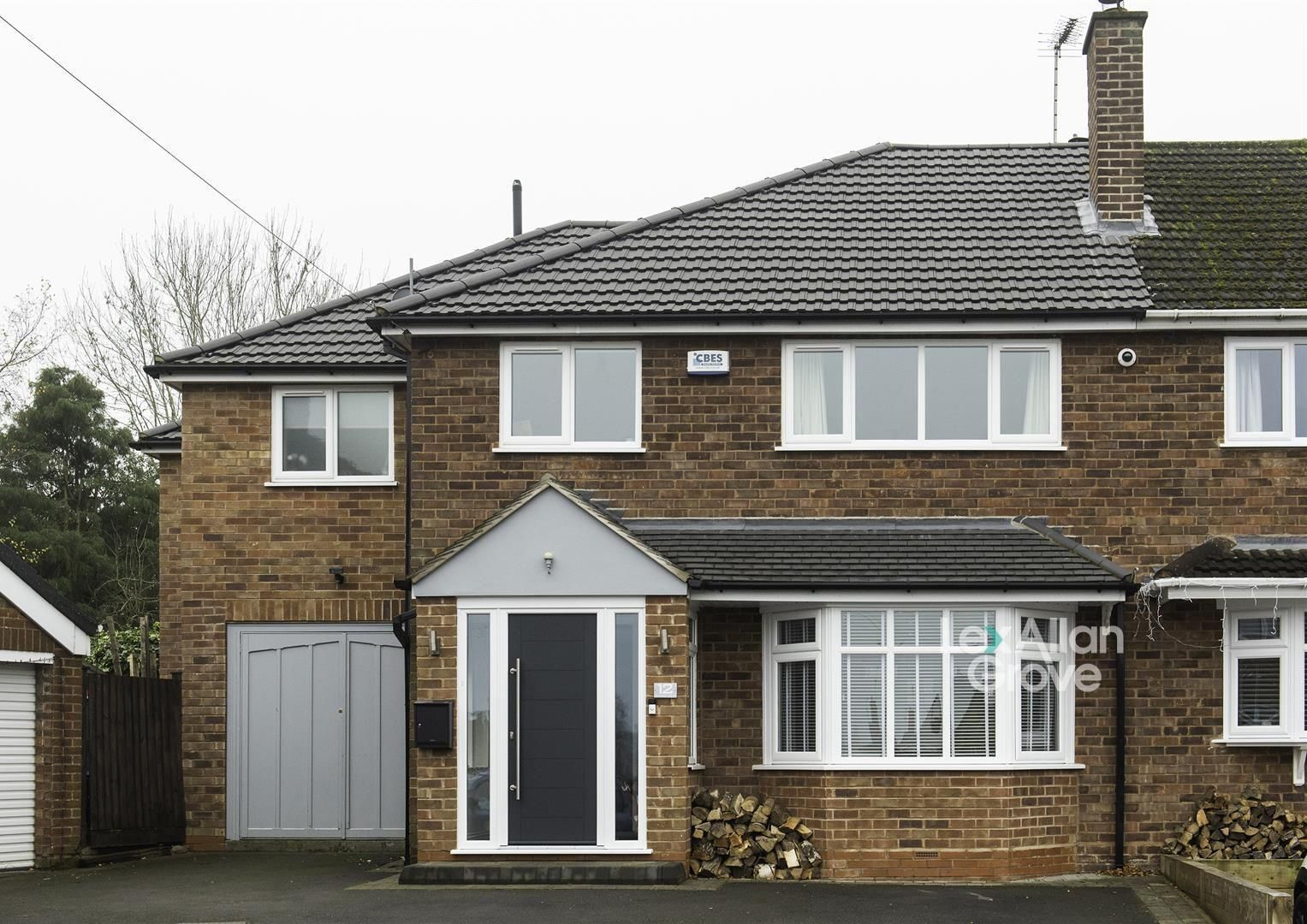 4 bed semi-detached for sale - Property Image 1