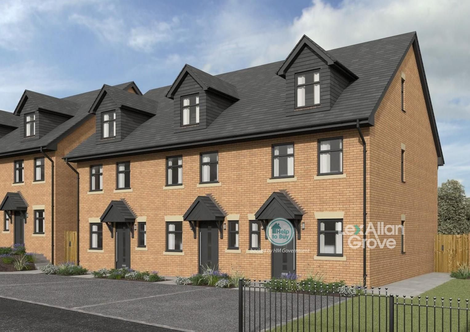 4 bed town-house for sale - Property Image 1