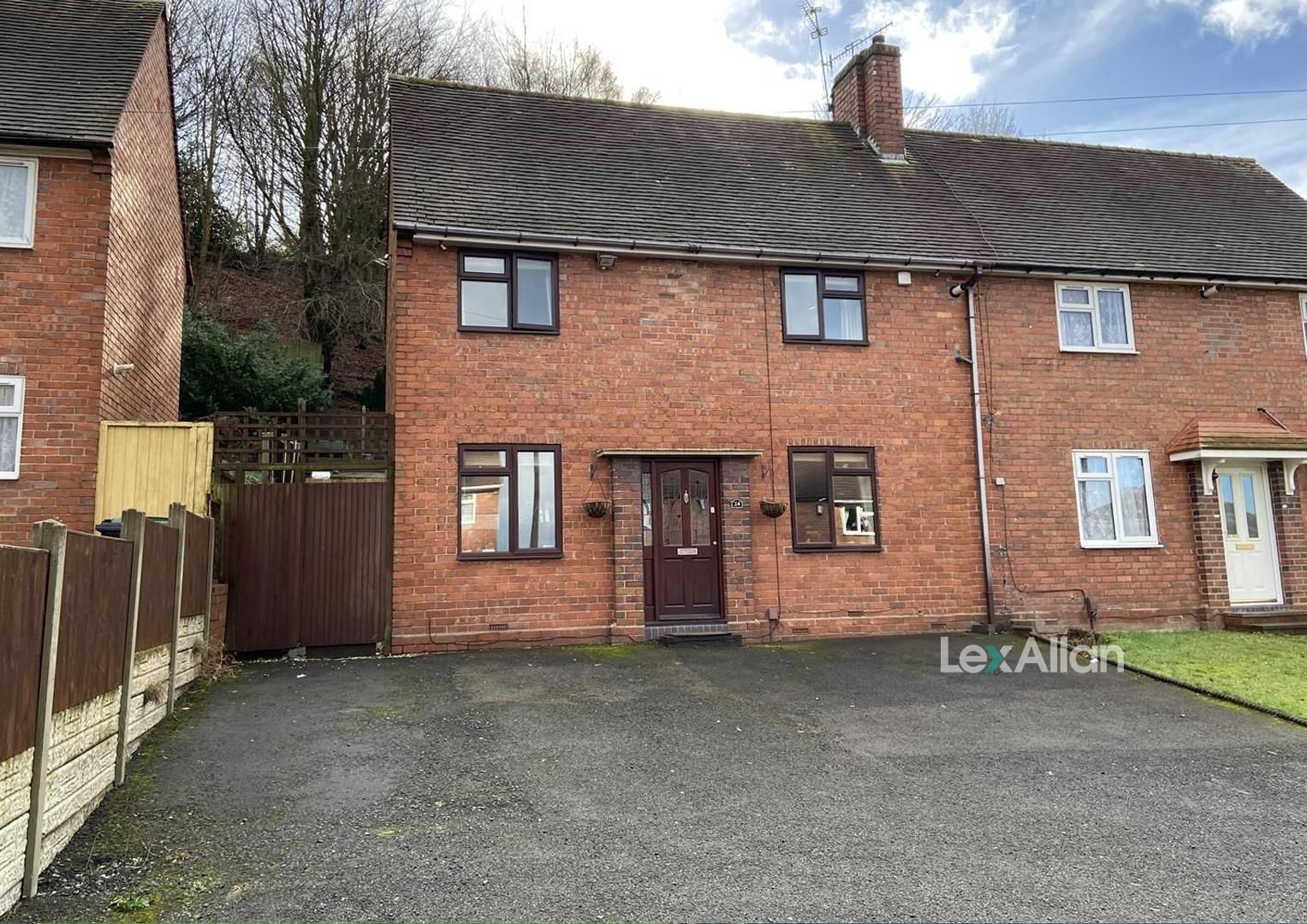 2 bed semi-detached for sale, DY9