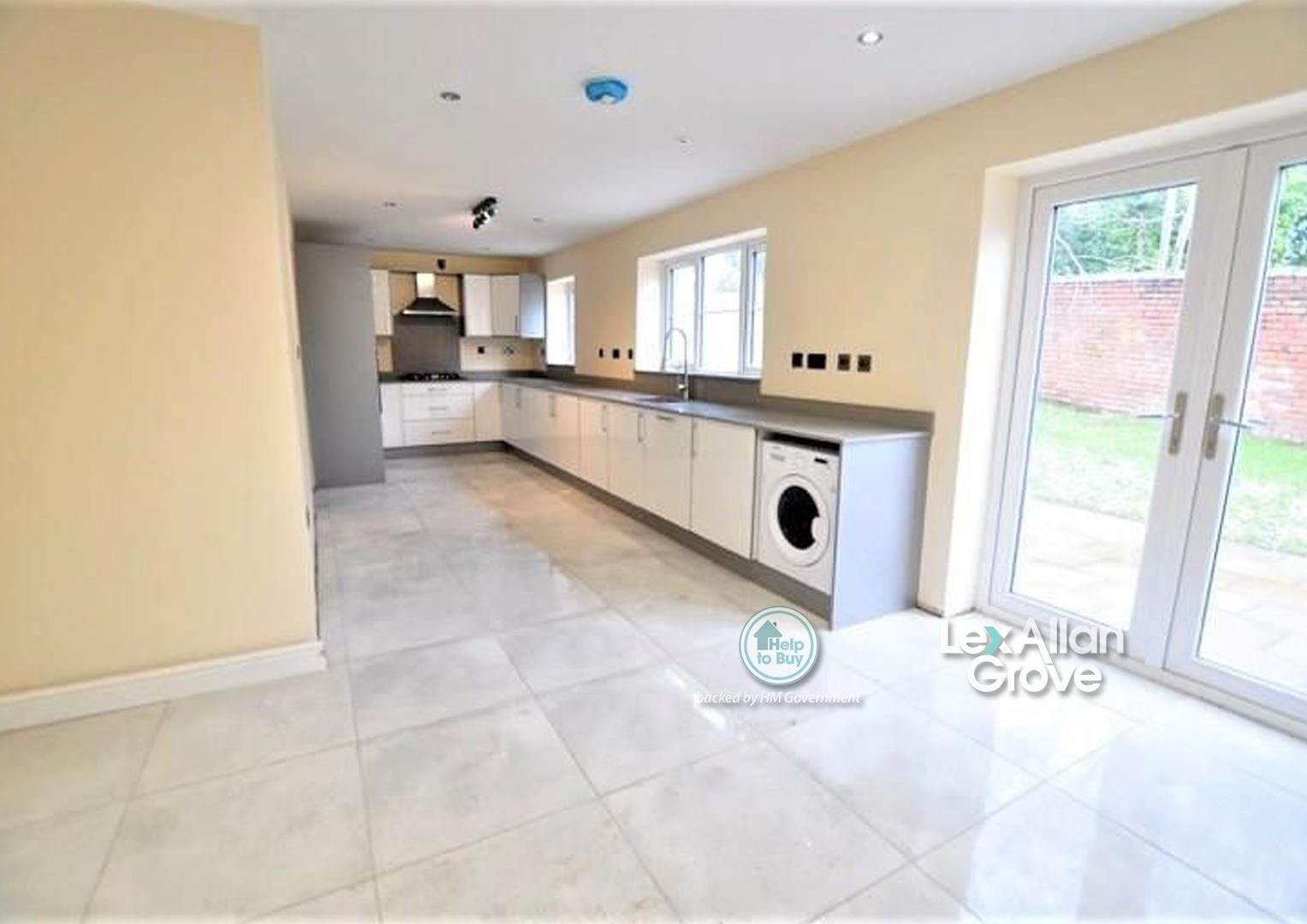 4 bed detached for sale, B63