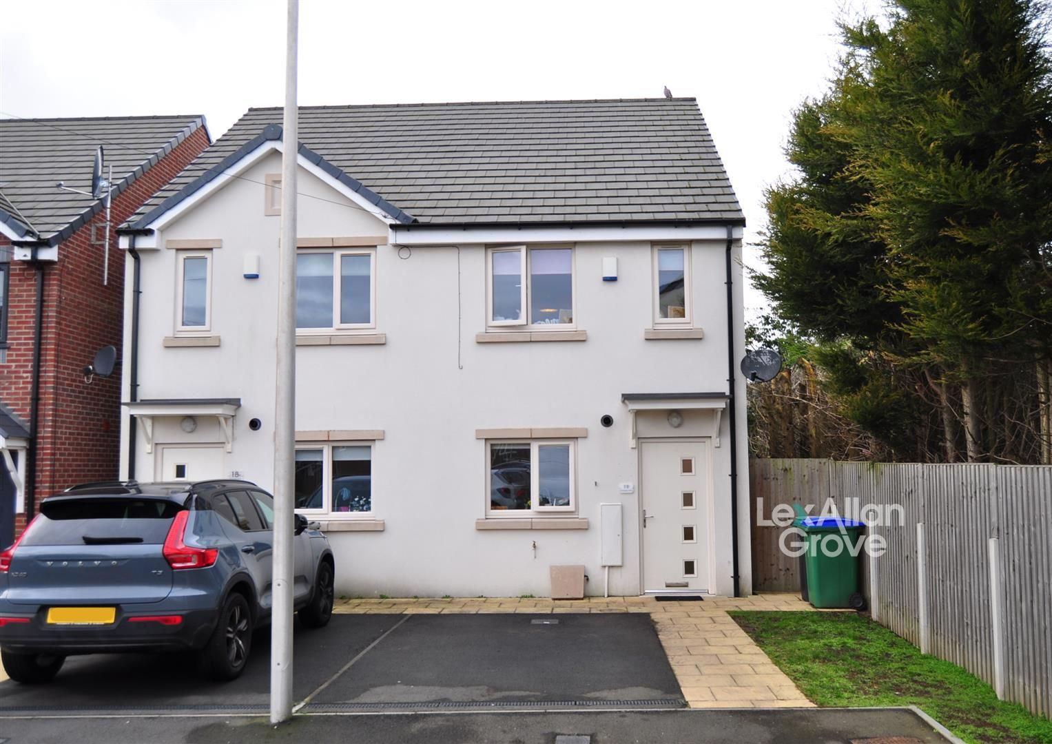 2 bed semi-detached for sale - Property Image 1