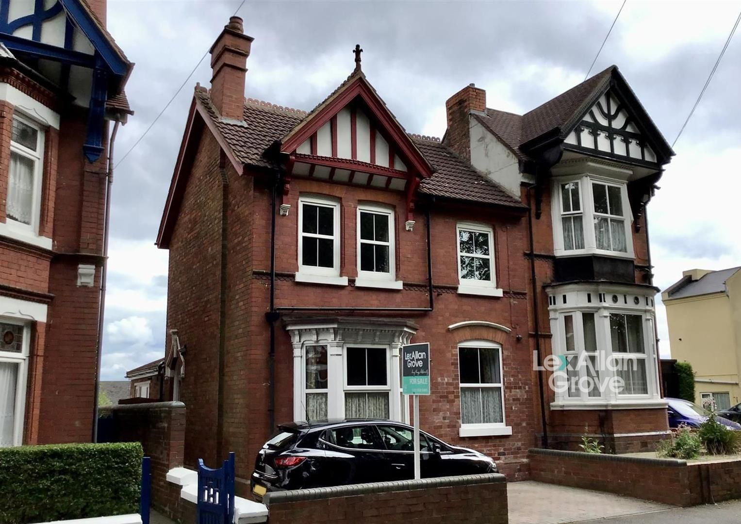 3 bed semi-detached for sale, DY2