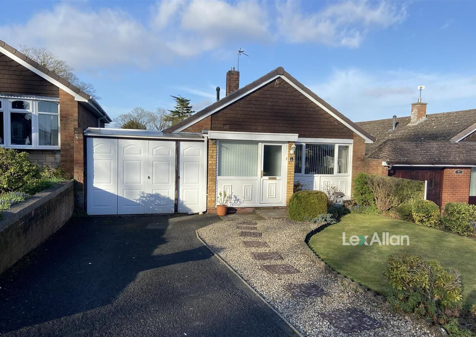 2 bed detached-bungalow for sale in Wollaston, DY8