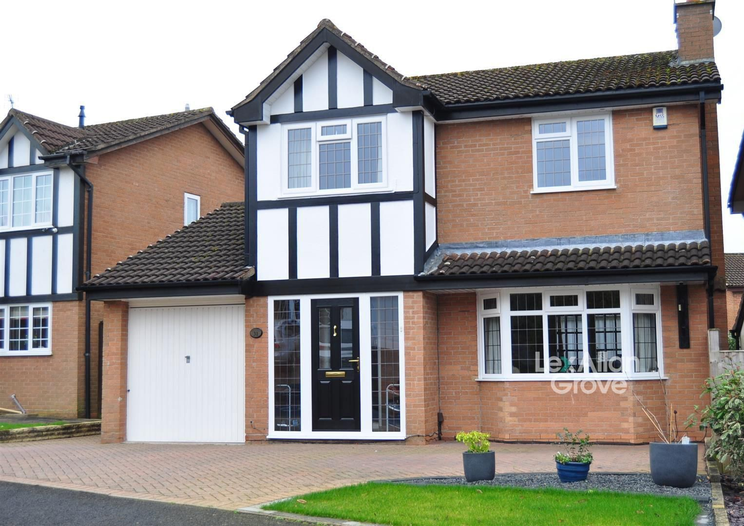 4 bed detached for sale  - Property Image 1