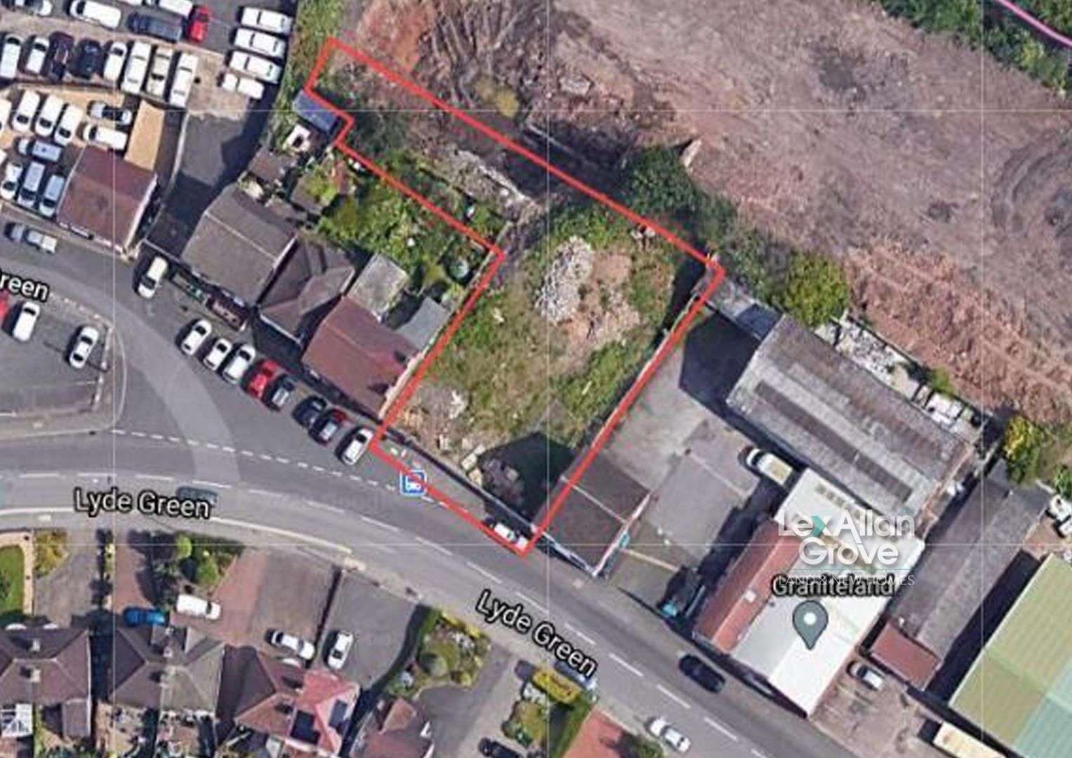 Land for sale, B63