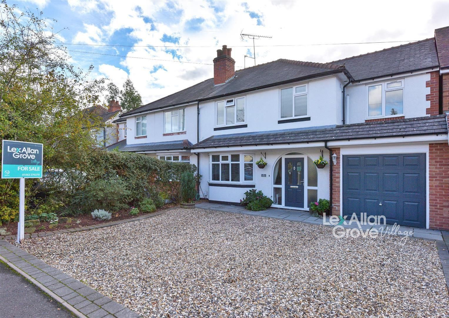 5 bed semi-detached for sale in Hagley, DY8