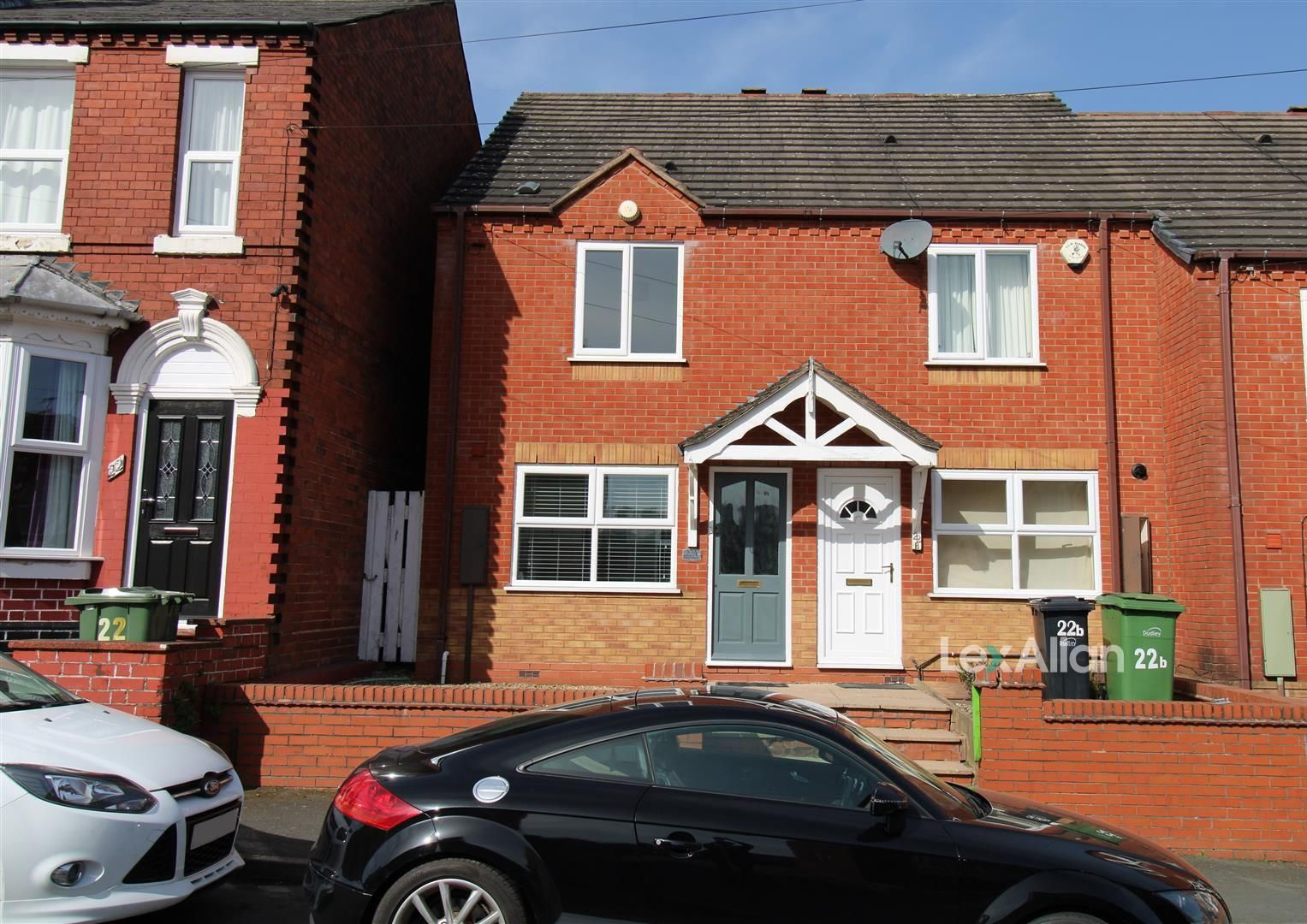 2 bed end-of-terrace for sale in Lye, DY9