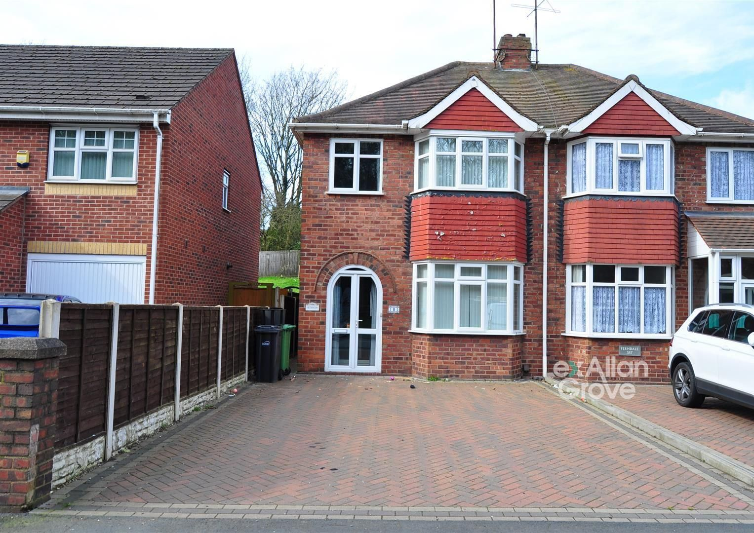 3 bed semi-detached for sale, DY1