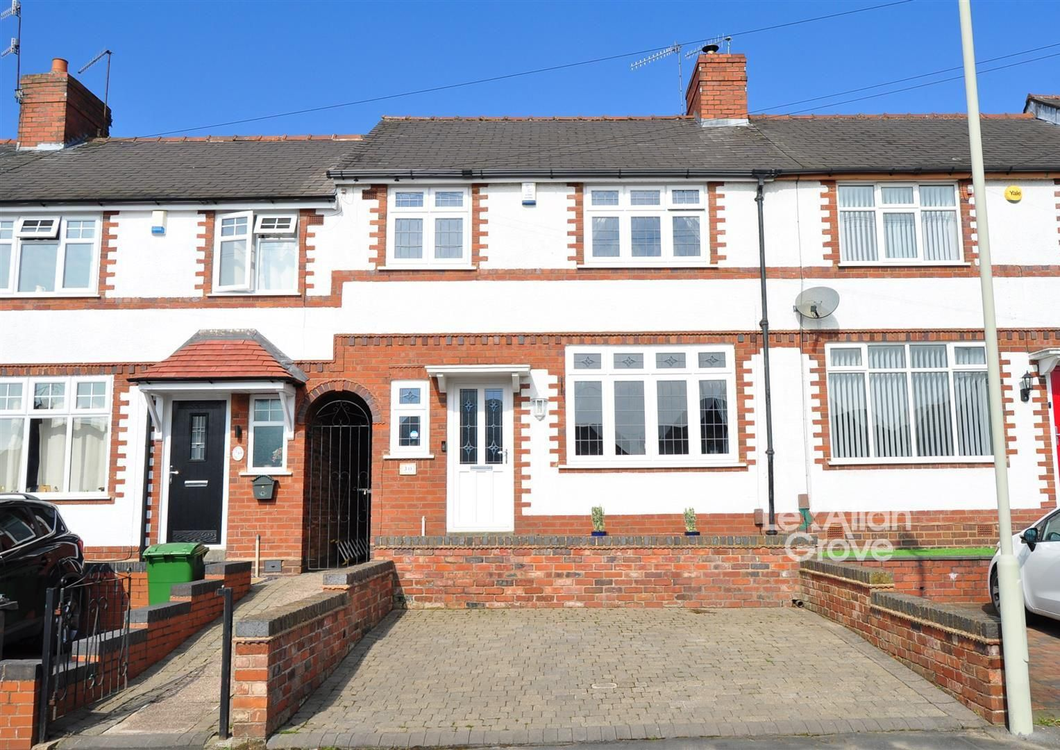 3 bed terraced for sale, DY2
