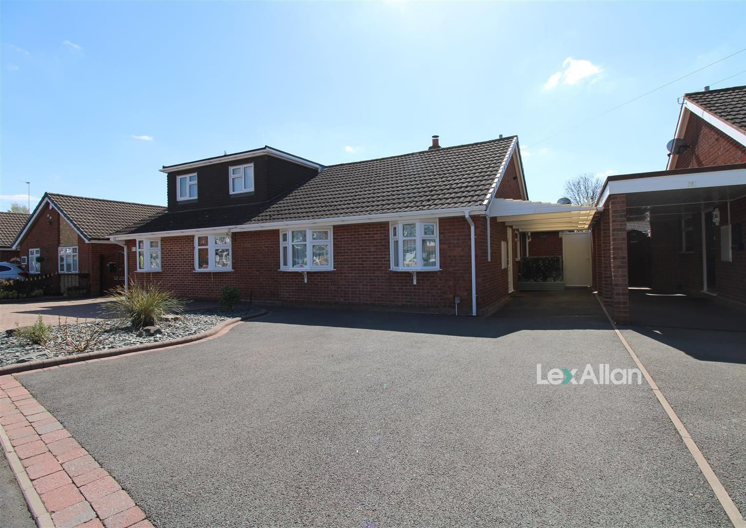 2 bed semi-detached-bungalow for sale, DY6