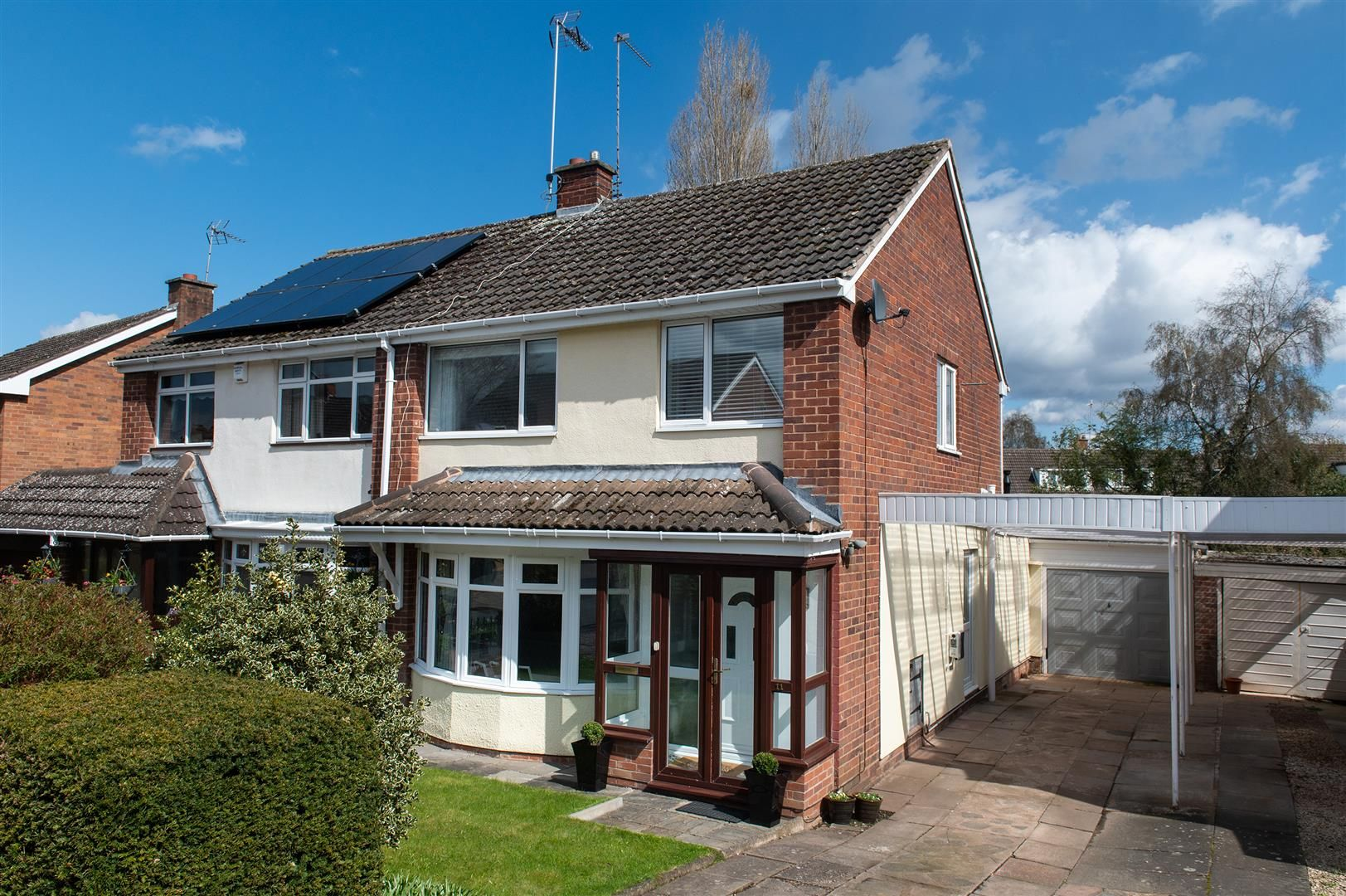 3 bed semi-detached for sale in Hagley 33