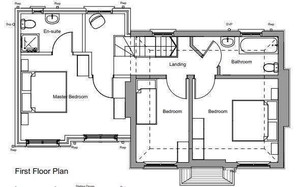3 bed detached for sale in Amblecote - Property Floorplan